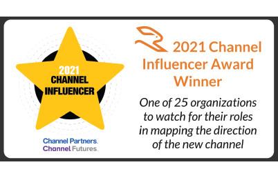 RabbitRun Technologies Named 2021 Channel Influencer Award Winnerby Channel Partners, ChannelFutures