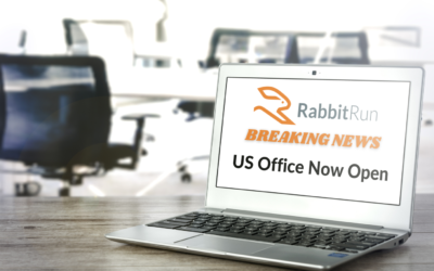 RabbitRun Technologies Selects Tampa Bay for New US Office & North American HQ